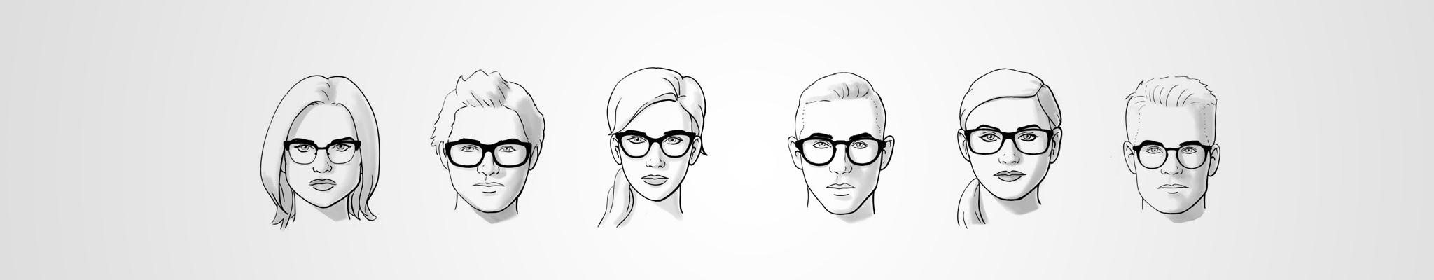 consulenti occhiali frames advisor